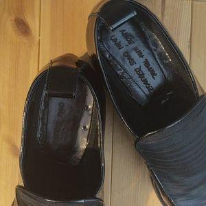 DSQUARED Shoes - DSQUARED2 Loafer Chisel Bernice Black Shoes EU 45